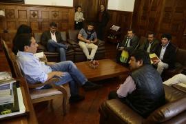 Habitantes de 23 municipios fueron atendidos por el gobernador de Boyacá este lunes