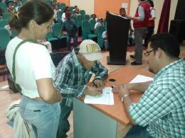 Fondo adaptación sorteó 96 viviendas en Puerto Boyacá