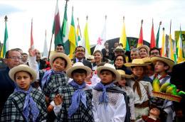 El plan es seguir la agenda cultural de Boyacá en Corferias