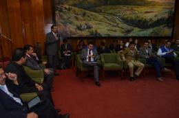 Gobernador invita a todos los alcaldes al primer Consejo de Política Social del presente año