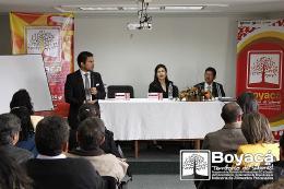 64 empresarios boyacenses manifestaron interés en la importancia del código de barras