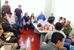 Toque de queda en Quípama y Muzo para garantizar orden público en la zona minera