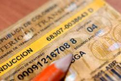 Domingo vence plazo para renovar licencias de conducción