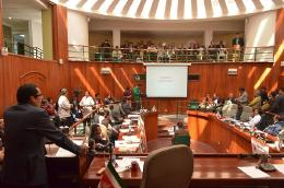 Este primero de marzo se instalará el primer periodo de sesiones de la Asamblea