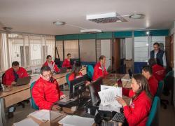 Horario especial en la Empresa de Servicios Públicos de Boyacá