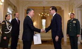 Embajador de Perú llega mañana a Boyacá, en visita oficial
