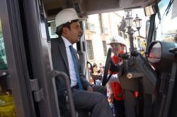 13 combos de maquinaria se encargarán del mantenimiento de las vías terciarias de Boyacá