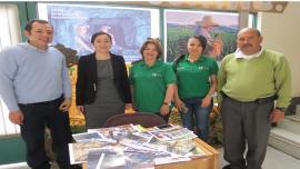 Salud conmemoró el Día Mundial de la Seguridad y la Salud en el Trabajo