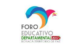 Foro Educativo 'Boyacá Territorio de Paz se realizará en Paipa