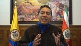 Gobernador de Boyacá ratifica su compromiso con la paz de Colombia