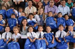 Banco de uniformes para asegurar adecuada presencia de niños en colegios propuso Gestora Social