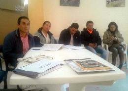 Comité departamental de convivencia escolar visita municipios del Departamento