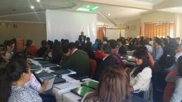 Educación emprende seguimiento a ejecución de recursos económicos en instituciones