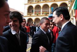 Ministros TIC y de Educación presidirán foro: 'Calidad de la Educación' en el Colegio de Boyacá