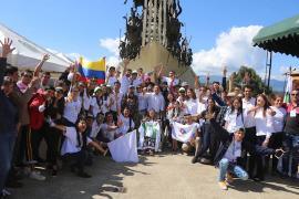 Por tres días Boyacá fue el lugar de encuentro para la construcción de la paz