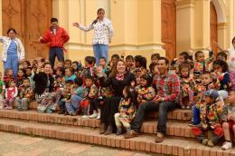 Gerencia del Nuevo Ciudadano Boyacense hace seguimiento al programa de primera infancia
