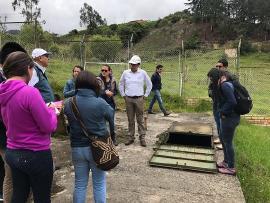 Empresa de Servicios Públicos estudia optimización de PTAR de Nuevo Colón