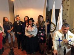Se dio apertura al Café Galería Las Otilias en Ráquira Boyacá