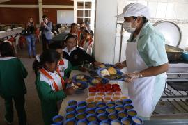 Boyacá tiene garantizada la alimentación escolar para los estudiantes de los 123 municipios