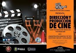 Festival Internacional de la Cultura realizará talleres de dirección y producción de cine