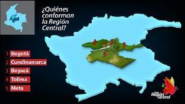Región Central rinde cuentas mañana jueves