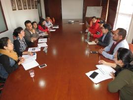 Apoyo de la Secretaría de Salud Departamental al municipio de Chiquinquirá