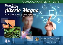 Beca San Alberto Magno en la Universidad Santo Tomás seccional Tunja