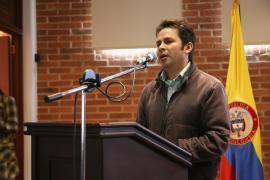 Secretario de Fomento Agropecuario de Boyacá participó del Consa en Bogotá