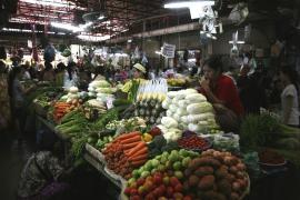 Gobernación diseña programa de abastecimiento permanente de alimentos a Bogotá y otras regiones