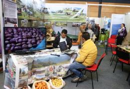 Expo Agrotec 2015 abrió sus puertas este 28 de mayo