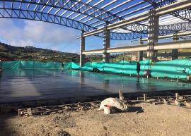 Avanzan obras de construcción del Parque Agroalimentario de Tunja