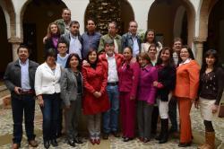 Día Nacional del Agrónomo se celebró en la Gobernación