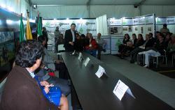 Excelente balance de Agrotec presentó Secretario de Fomento Agropecuario