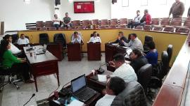 Concejales de Chiquinquirá respaldaron la labor de la Empresa de Servicios Públicos de Boyacá