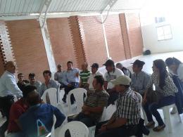 Provincia de Tundama recibirá la novena capacitación sobre Cultura del Agua