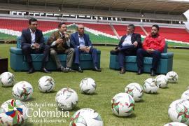 Gobernador de Boyacá lanzó estrategia 'Fútbol a La Independencia' en el marco del Bicentenario