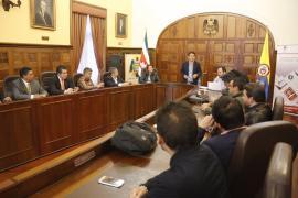 Asesoría para las regiones trabaja alianza entre los municipios de la Provincia de Centro