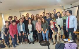 Voluntarios alemanes llegan a Boyacá para fortalecer la enseñanza del idioma extranjero Inglés