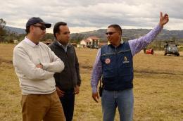 Declaran alertas por incendio y deslizamientos de tierra en varios municipios