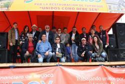 """""""La Ruta de la Almojabana"""" ganadora ayer durante recorrido por municipios productores"""