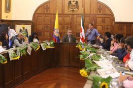 """""""Un Ministro que consolidará la paz y dejará historia para los colombianos"""": Amaya Rodríguez"""