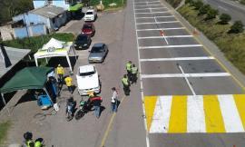 ITBOY, Policía y CORPOBOYACÁ realizaron operativo tránsito - ambiental