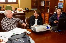 Boyacá comparte información de asistencia técnica agropecuaria con Antioquia