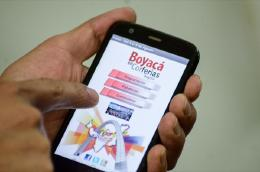 Aplicación de Boyacá en Corferias para dispositivos móviles ya está disponible