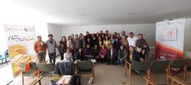 Delegación argentina conoció experiencia exitosa del Queso Paipa en Boyacá