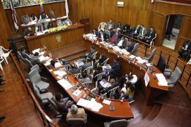 Asamblea de Boyacá cumplió con trámite legal de la carta de navegación del Departamento