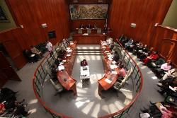 En octubre se instalará último periodo de sesiones de la Asamblea para el 2014