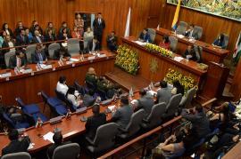 Gobernador convocó a sesiones extraordinarias para estudiar plan de desarrollo