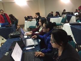 Municipios continúan proceso de actualización del documento Análisis de Situación en Salud 2017