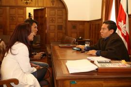 En mayo no habrá encuentros con la ciudadanía en el Despacho del Gobernador